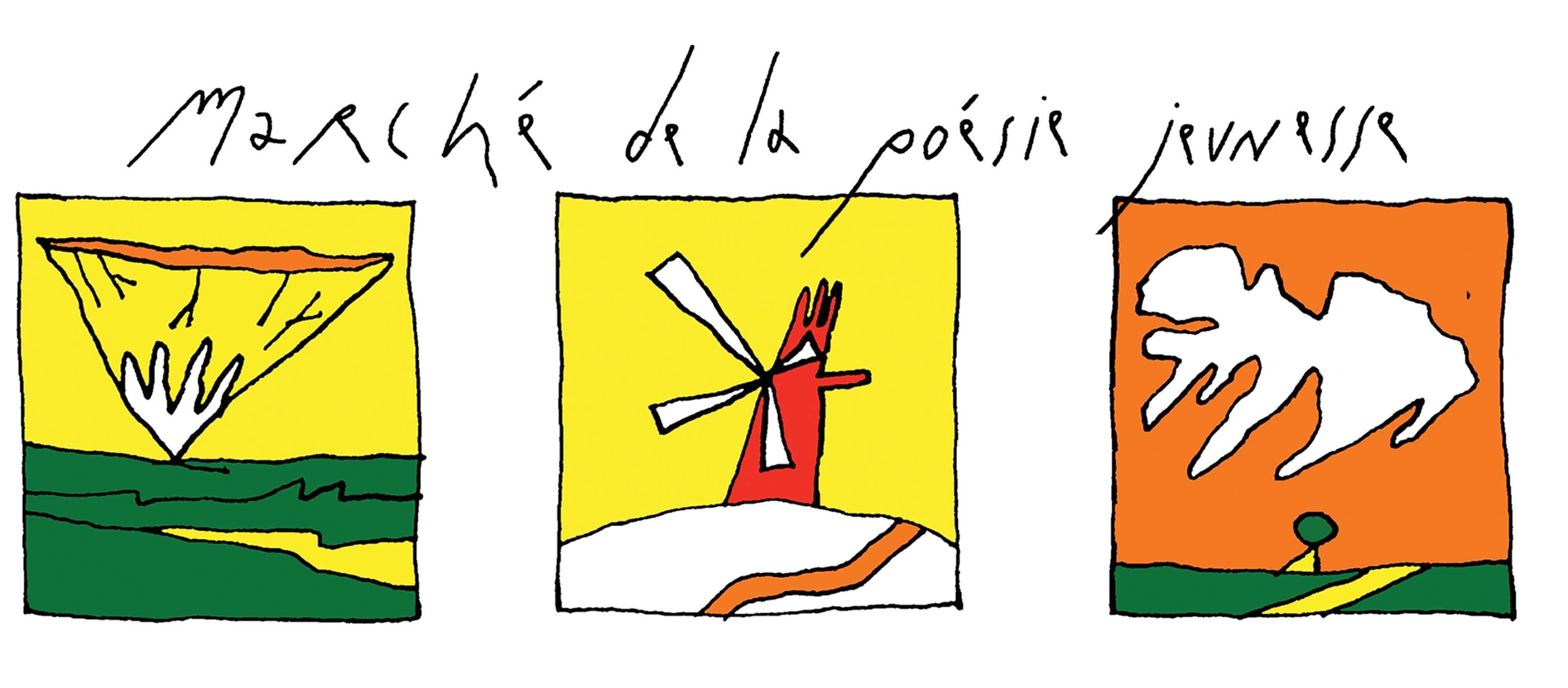 8e édition du Marché de la poésie jeunesse – Tinqueux (51)